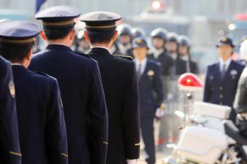 警察官:警察学校