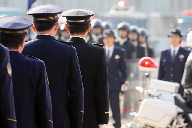 北海道警察 面接質問1